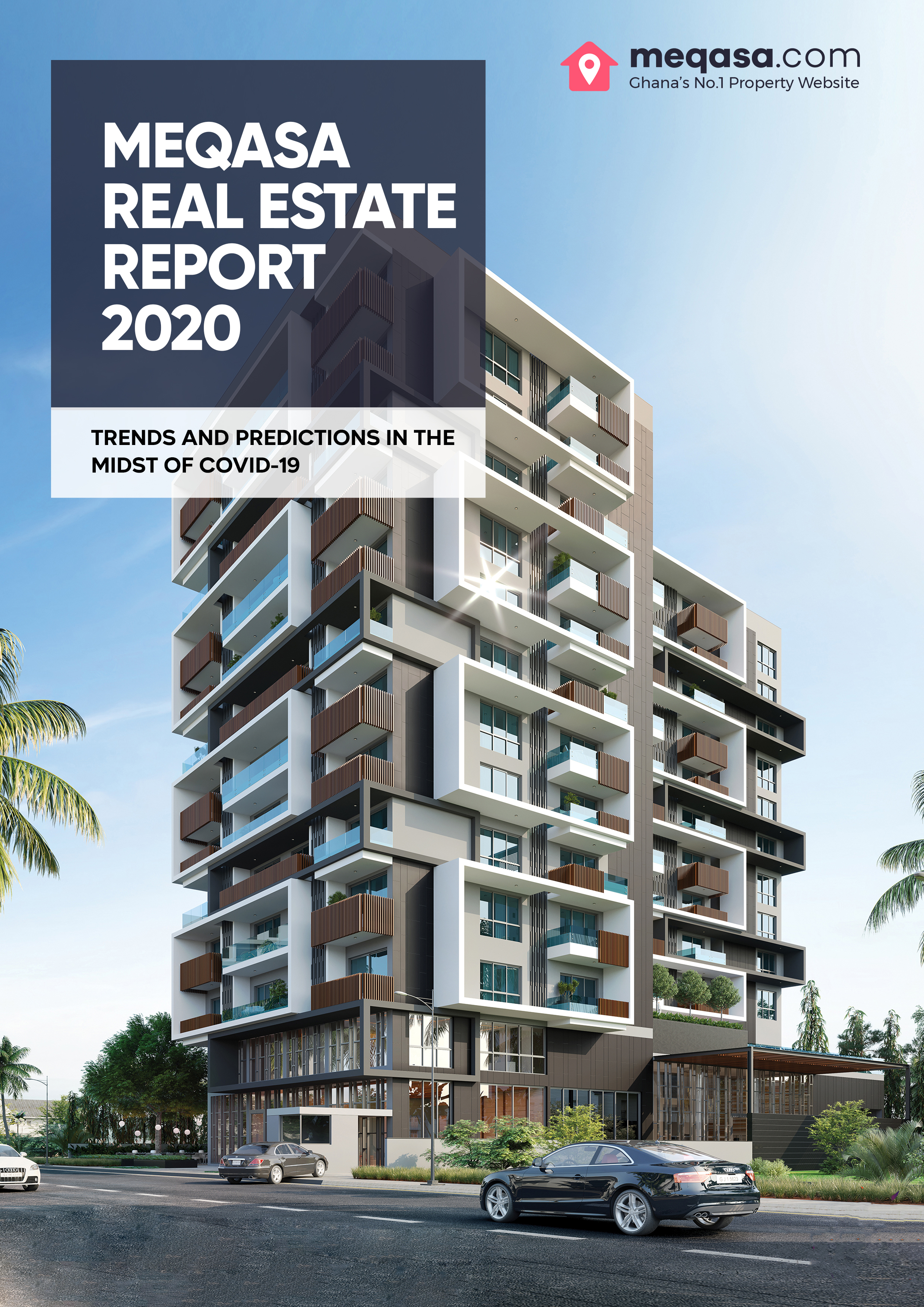 Meqasa Real Estate Report 2020 Art