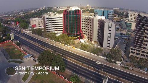 accra city image