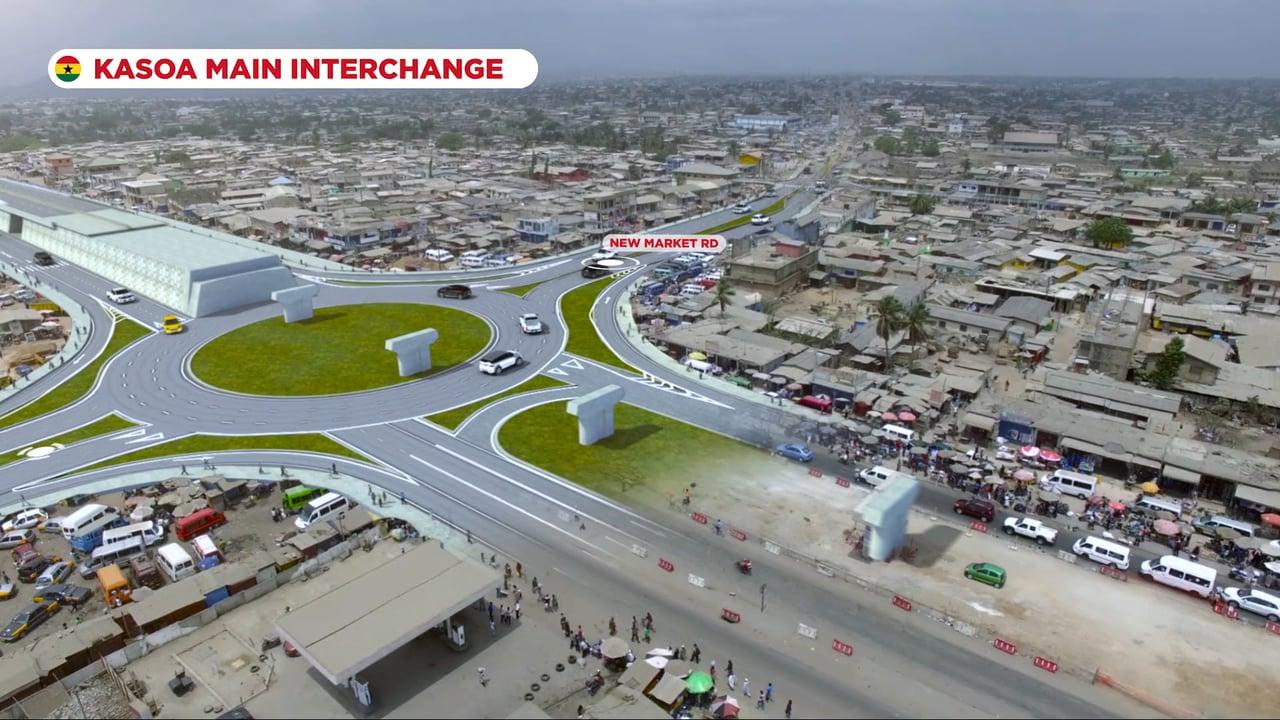kasoa interchange