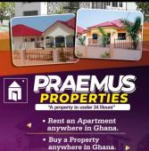 Listings by Praemus Properties