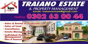 Listings by Traiano Estate and Property Management