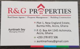 Listings by R & G Properties