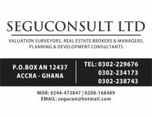Listings by Seguconsult limited