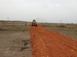 serviced land for sale at Devtraco Estates