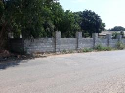 serviced land for sale at Cantonments