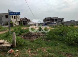 serviced land for sale at Adjiringanor