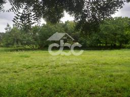 serviced land for sale at Oyibi