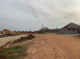 serviced land for sale at TEMA COMMUNITY 25 DEVTRACO. CALL ME FOR