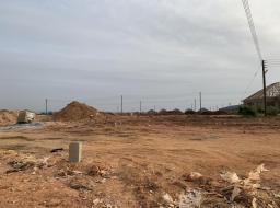 serviced land for sale at TEMA COMMUNITY 25.PRIME ESTATE LANDS AT
