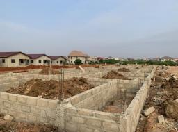 serviced land for sale at tema community 25.DESIRED PROMO PLOT FOR
