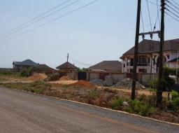 serviced land for sale at TEMA COMMUNITY 25 DEVTRACO.GATED COMMUNI