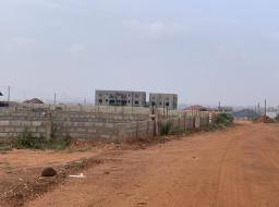 serviced land for sale at TEMA COMMUNITY 25 DEVTRACO. END YEAR MEG