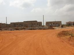serviced land for sale at Tema Community 25 Devtraco. Highly Effic