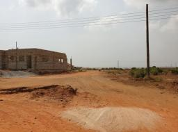 serviced land for sale at tema community 25 devtraco. coolest disc