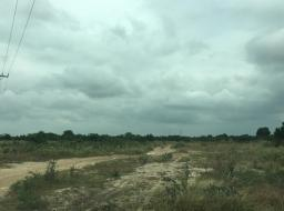 serviced land for sale at Dodowa