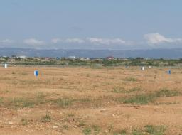 serviced land for sale at Dawhenye- community 25