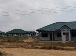 serviced land for sale at Prampram fast land sales