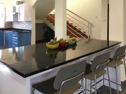 4 bedroom furnished house for rent at Adjiringanor