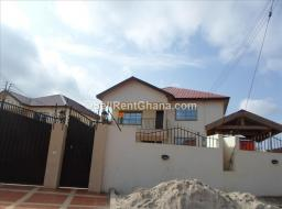 4 bedroom house for rent at Haatso