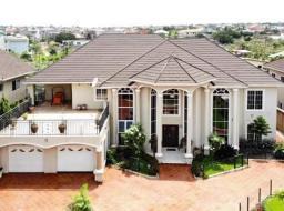 6 bedroom house for sale at East Legon Adjiringanor