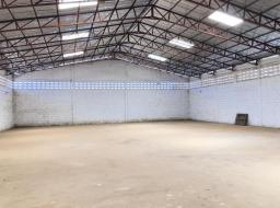 warehouse for rent at Tema Community 12