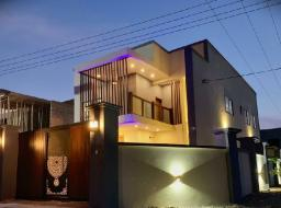 4 bedroom furnished house for sale at Haatso