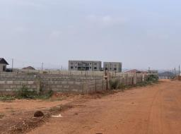 serviced land for sale at TEMA COMMUNITY 25 UNIQUE GENUINE GATED C