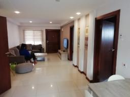 2 bedroom furnished apartment for rent at East Legon American house