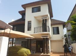 4 bedroom furnished house for rent at East Legon trassaco