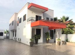 4 bedroom furnished house for rent at East Legon trassaco
