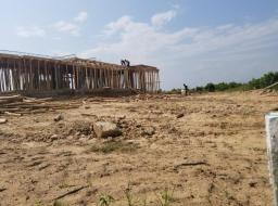 serviced land for sale at PRAMPRAM PERFECTLY REGISTERED AND AFFORD