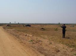 serviced land for sale at SHAI HILLS