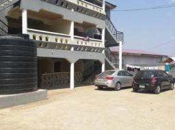 2 bedroom apartment for rent at Achimota mile 7