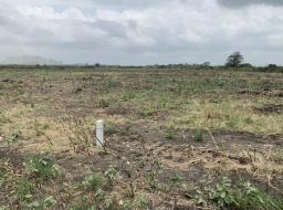 serviced land for sale at Shai Hills/ Afienya