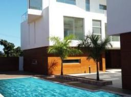 4 bedroom furnished townhouse for sale at Airport Residential Area