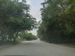 serviced land for sale at Shai Hills / Afienya