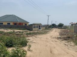 serviced land for sale at Prampram Miotso- on express sales