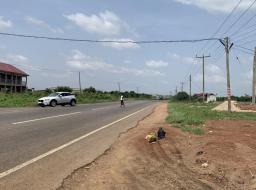 serviced land for sale at PRAMPRAM-MIOTSO_EXECUTIVE RESIDENCE PLOT