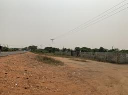 serviced land for sale at potter city Prampram Miotso- with expres