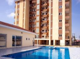 3 bedroom furnished apartment for rent at Spintex