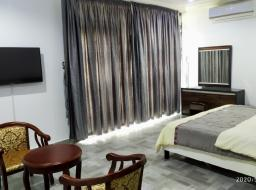 2 bedroom furnished apartment for rent at Agbogba