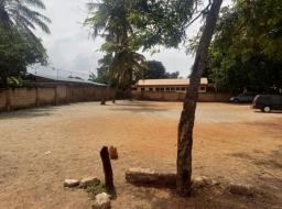 serviced land for sale at Lartebiokoshie