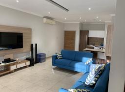 2 bedroom furnished apartment for rent at Labone