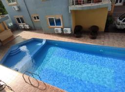 2 bedroom furnished apartment for rent at Shiashie