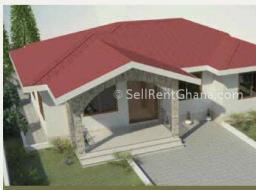 4 bedroom house for sale at Prampram