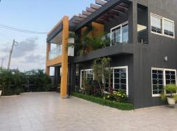 4 bedroom furnished house for rent at Tse Addo