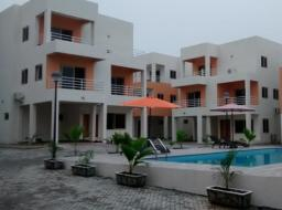 4 bedroom furnished house for rent at Airport City