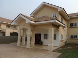 3 bedroom furnished house for rent at Abelemkpe