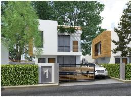 4 bedroom furnished townhouse for sale at East Legon Hills