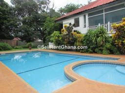 3 bedroom furnished house for rent at Ridge Road
